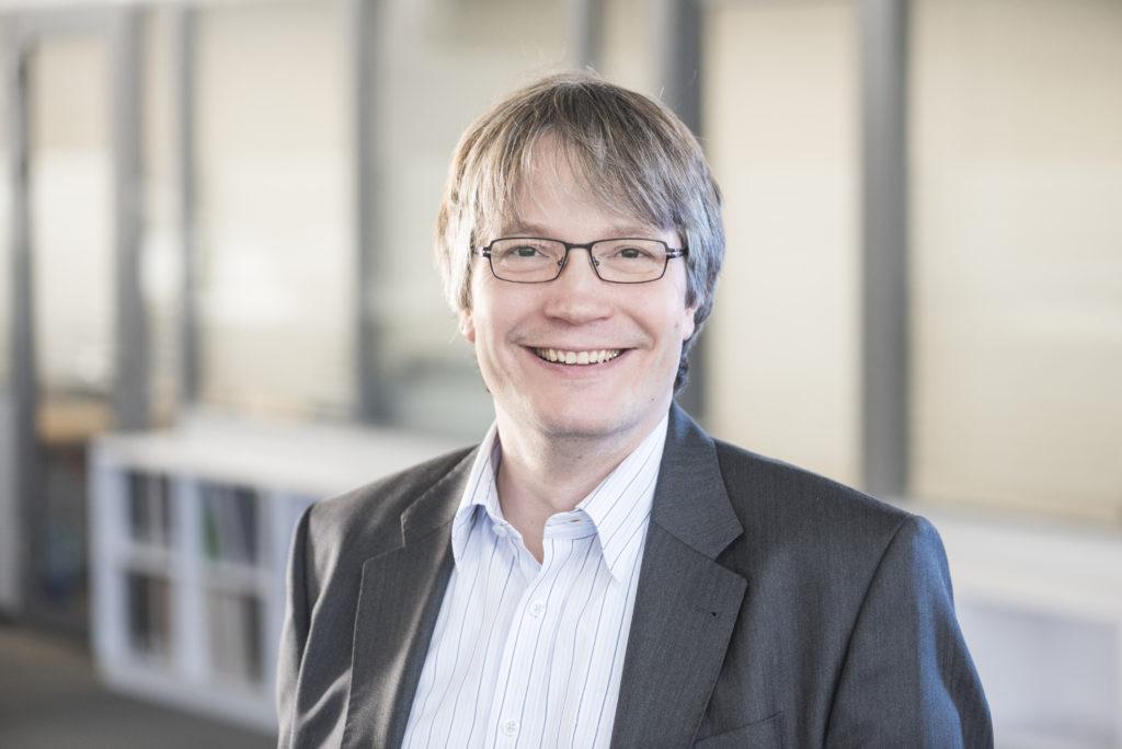 2008 - Eintritt von Dr. Bernd Sitte in die Geschäftsleitung