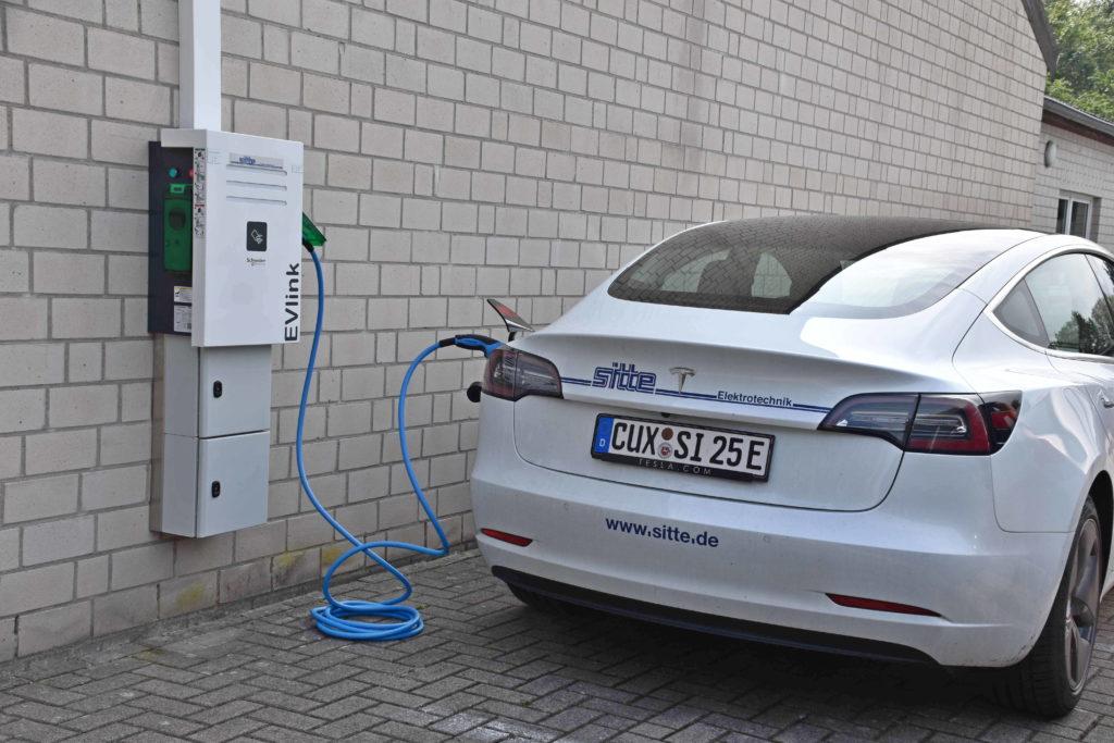 2018 - Bramstedt fährt elektrisch