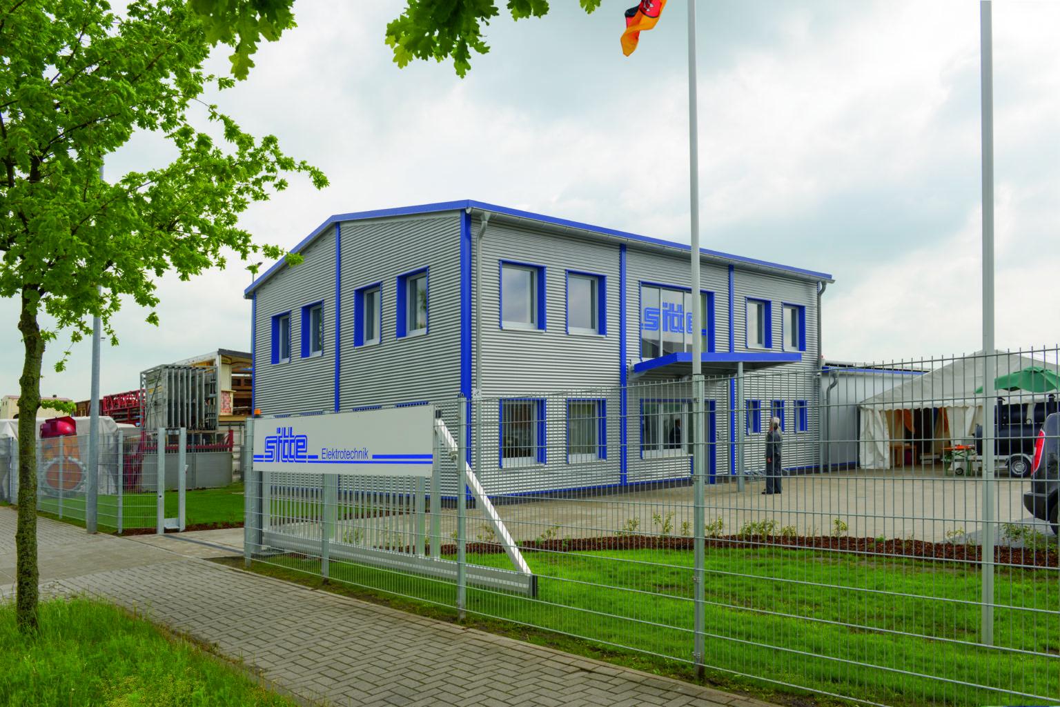 2013 - Neubau am Standort Bremen