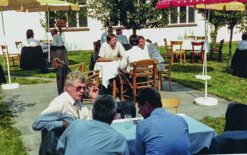 1987 - 3. Bauabschnitt in Bramstedt