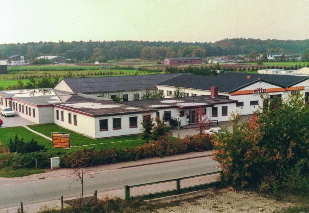 1982 - 2. Bauabschnitt in Bramstedt wird bezogen
