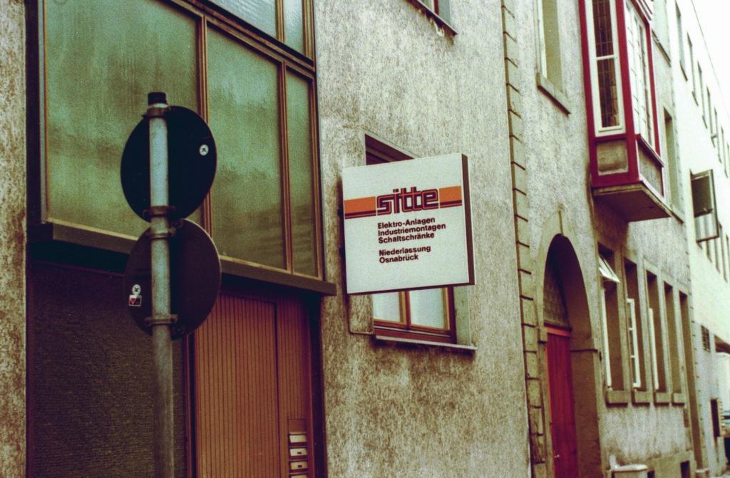 1980 - Gründung der Niederlassungen in Kiel und Osnabrück